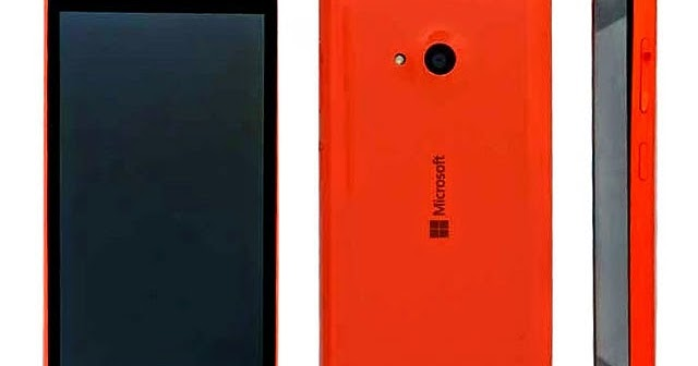 Meet The Lumia RM 1090 First Microsoft Smartphone Without