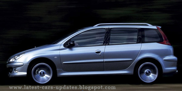 Peugeot 206 SW - Comes in Many Faces ~ Latest Cars Updates ...