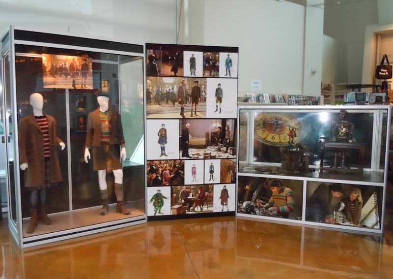 Hugo movie exhibit