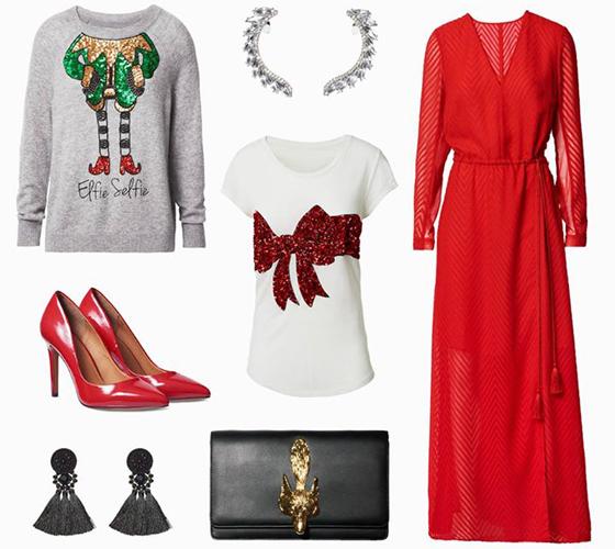 H&M colección de ropa zapatos accesorios de fiesta mujer Navidad 2015 campaña Katy Perry