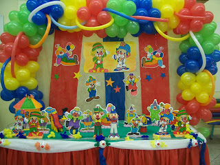 Decoração festa infantil Patati Patatá