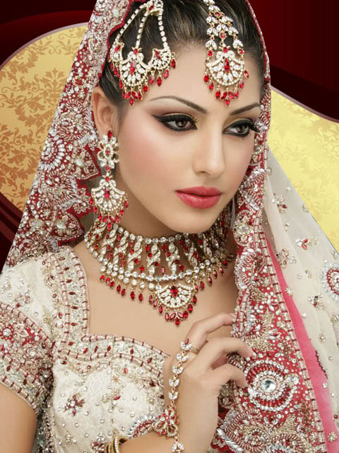 Pakistani Dulhan Dresses Fashion World