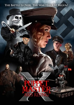 Download - Puppet Master X: Axis Rising – DVDRip AVI + RMVB Legendado ( 2013 )