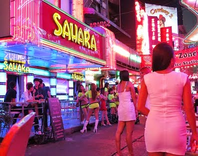 Nightlife in Bangkok