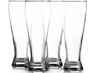 Buy Cellar Set Of 4 Large Beer Glasses at Flat 30% off & 20% off 1674 :Buytoearn