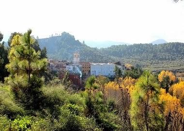 Vista de Benilloba