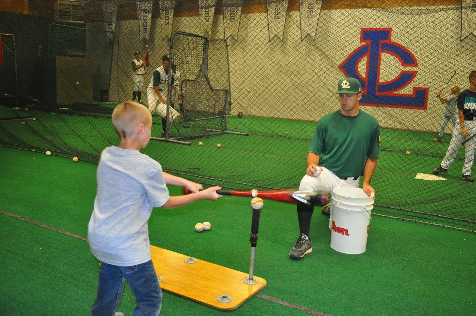 4th Annual Little League Clinic