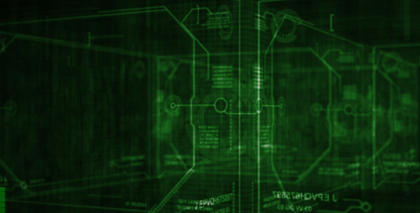 VideoHive Inside the Machine HD