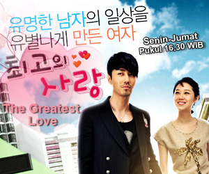 Sinopsis The Greatest Love Semua Episode Lengkap