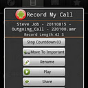 Record My Call for Android