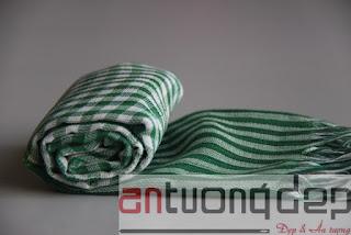bán trang phục khăn rằn