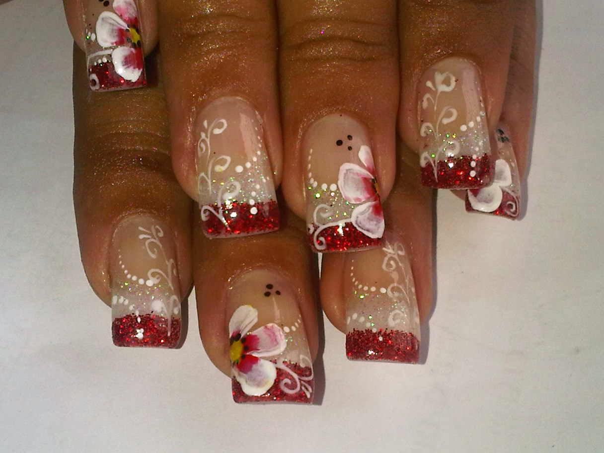 Uñas decoradas - Diseños de uñas - Imagenes para descargar