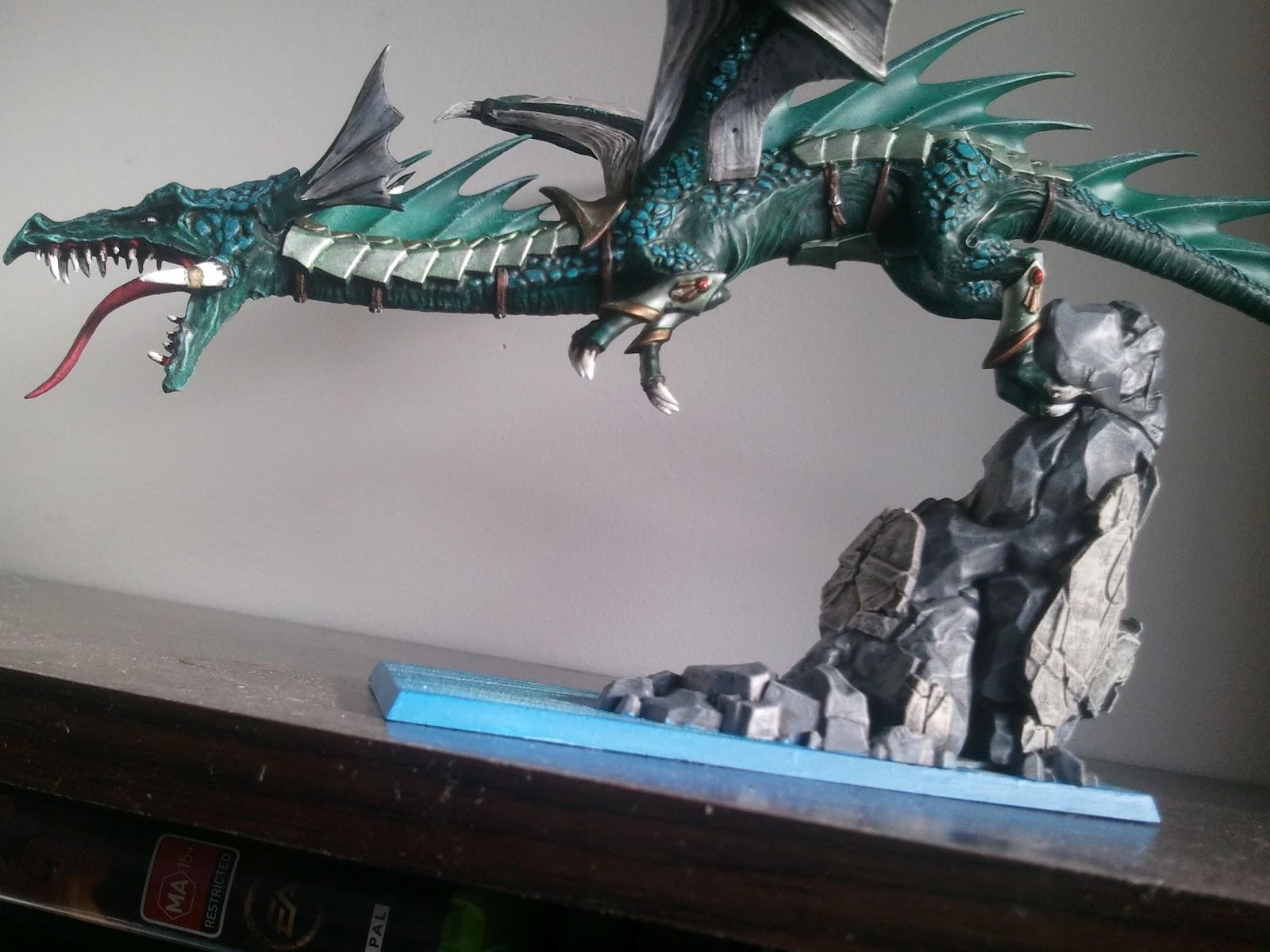fantasy dragons warhammer high - photo #4