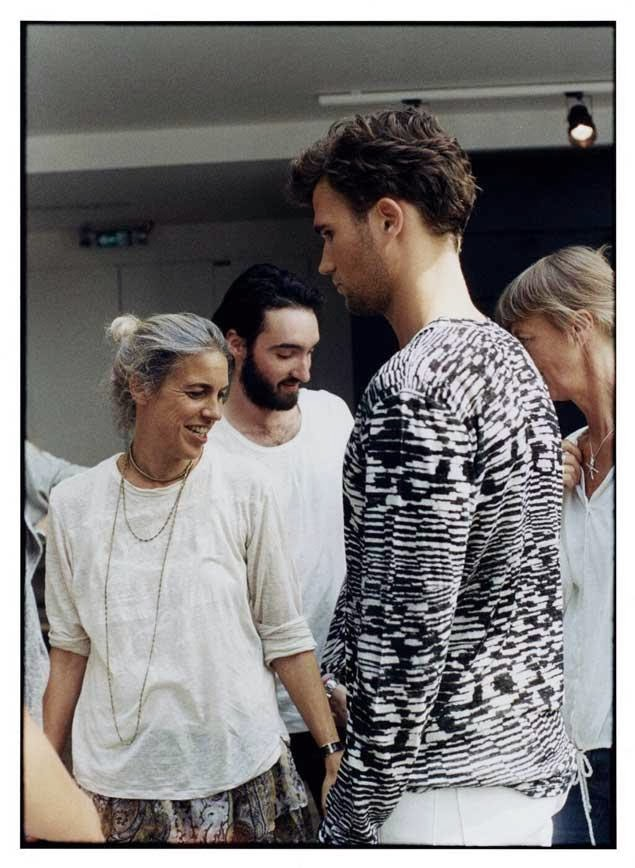 Isabel Marant, H&M, Isabel Marant para H&M, colaboraciones, colección