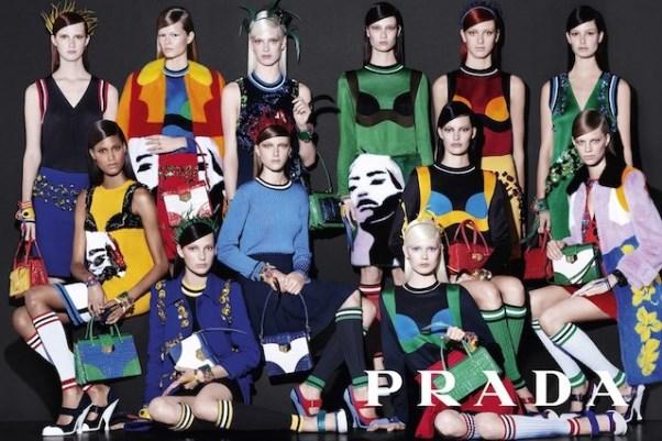 prada spring summer 2014 ad campaign