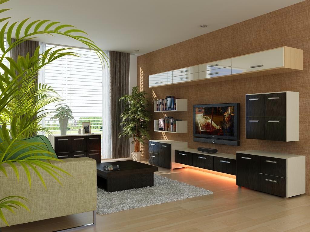 Desain ruang keluarga 3