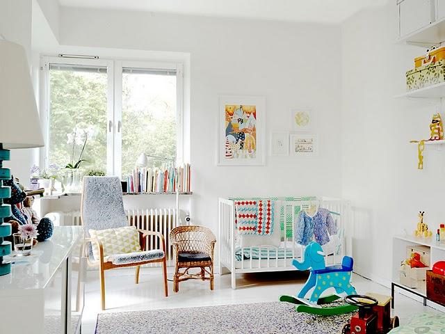 4 habitaciones infantiles n rdicas baby deco - Deco habitaciones infantiles ...