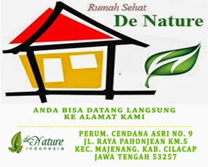 ALAMAT DENATURE INDONESIA