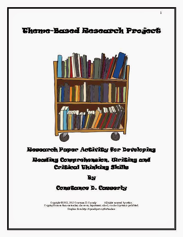 Research Project – Theme Based