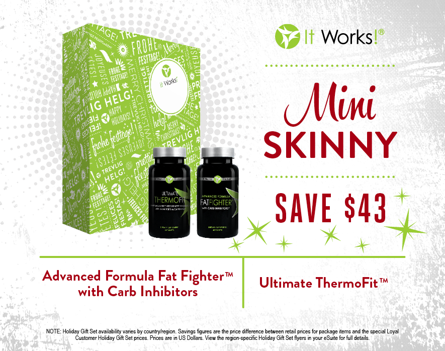 It Works! PAM WRAPS! PamWraps.com: It Works Holiday Gift Sets ...