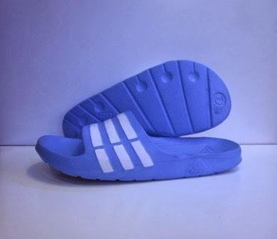 Sandal Adidas Duramo biru Langit,sandal kuat,sandal murah