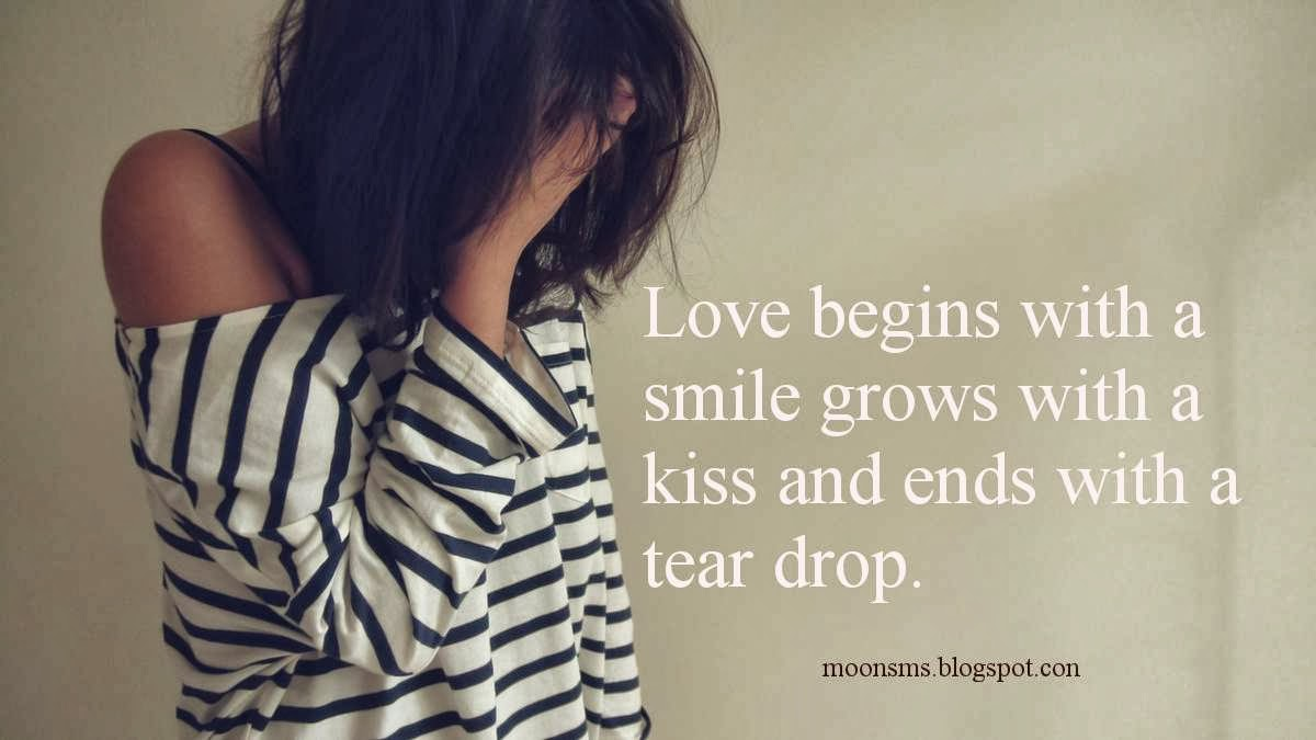 quotes in English  crying sad girl boys Images Picture photo Break-upLonely Sad Girl Images With Quotes
