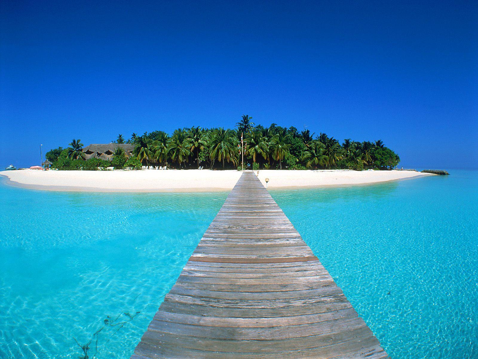 Pulau Maldives (Maladewa)