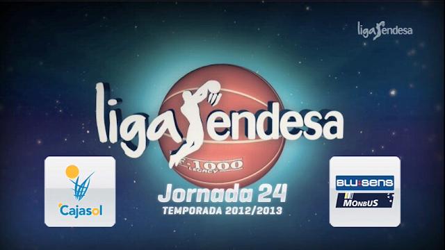 J24 acb 12-13 Cajasol Sevilla vs Obradoiro