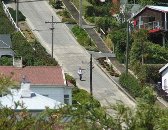 Jalanan Paling Unik di Dunia