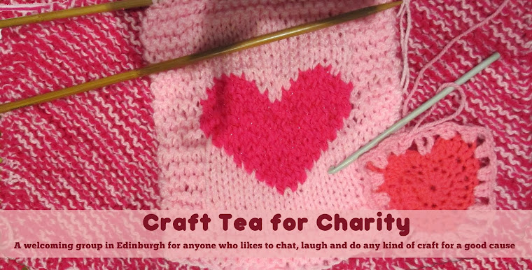 CraftTeaforCharity