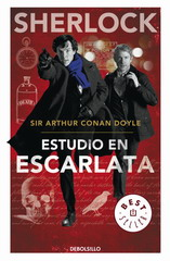 Sherlock Holmes Estudio en Escarlata