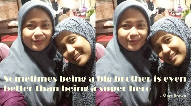 Sisters are Different Flower From the Same Garden