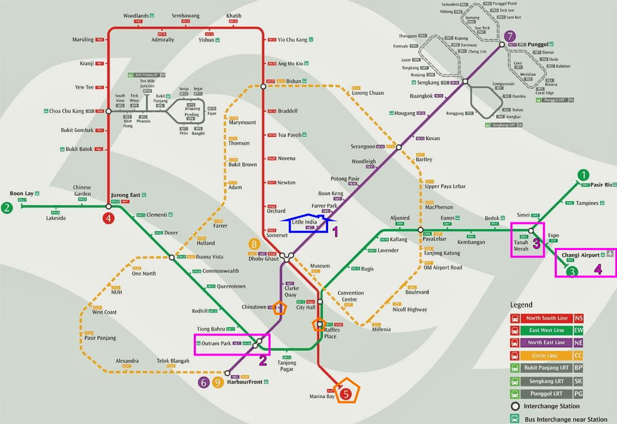 Mtr Map Of Singapore Driverlayer Search Engine