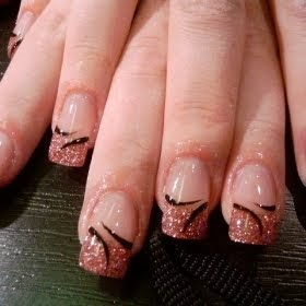 aimee's picks for the most fashionable nail art elegant