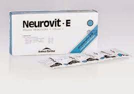 DOSIS OBAT NEUROVIT-E Tablet Salut Gula