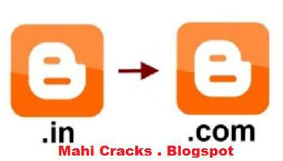 How To Redirect Blogspot.in To Blogspot.com photo