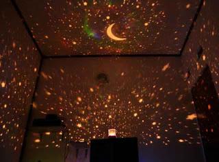 Lampu Kamar Hias Rasi Bintang