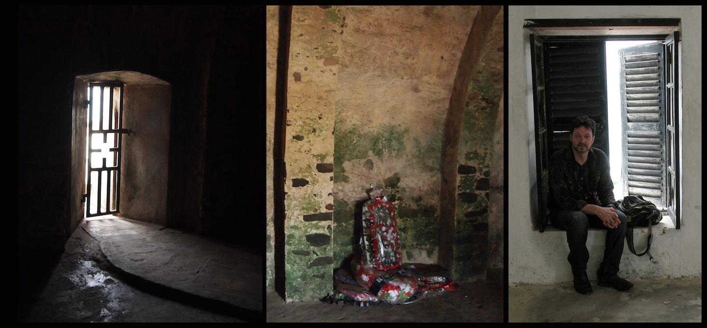 News horrors at elmina castle ghana for Door of no return