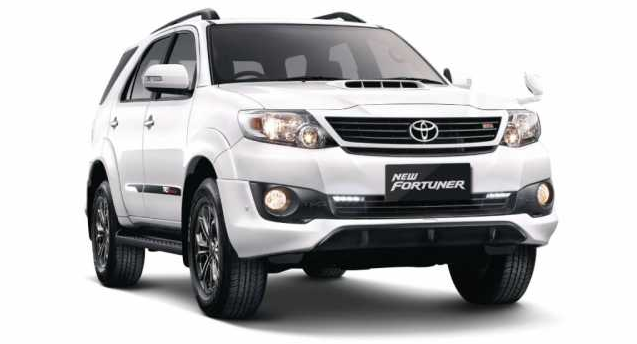 2018 Toyota Fortuner Specifications and Powertrain