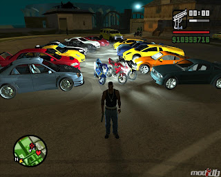 Download GTA San Andreas for PC Full Version