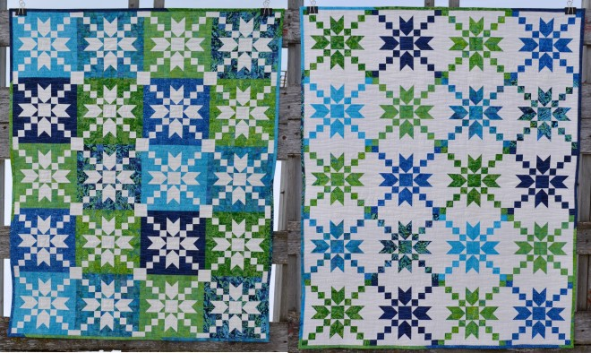 Stepping Stones by Sew Fresh Quilts