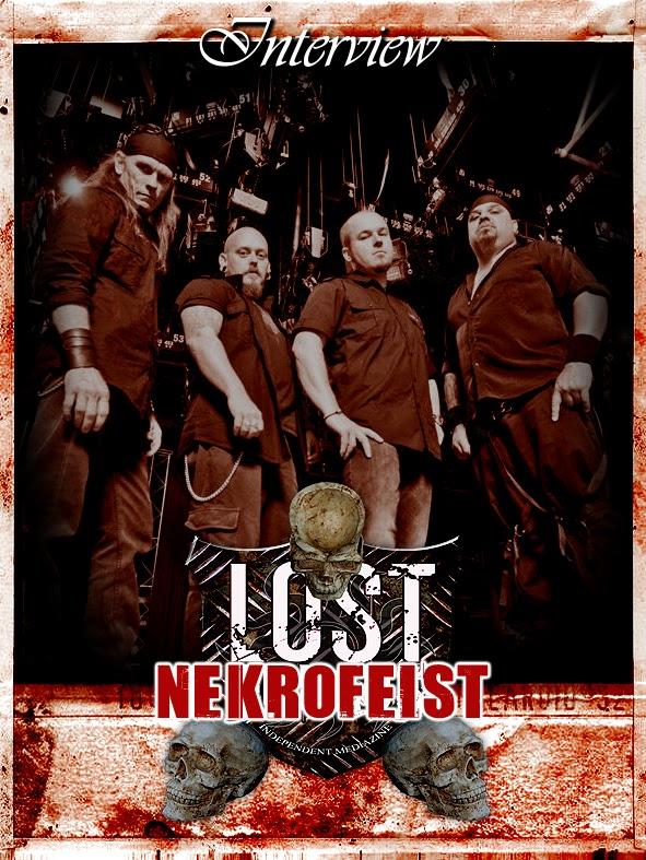 NEKROFEIST Interview (Australia)