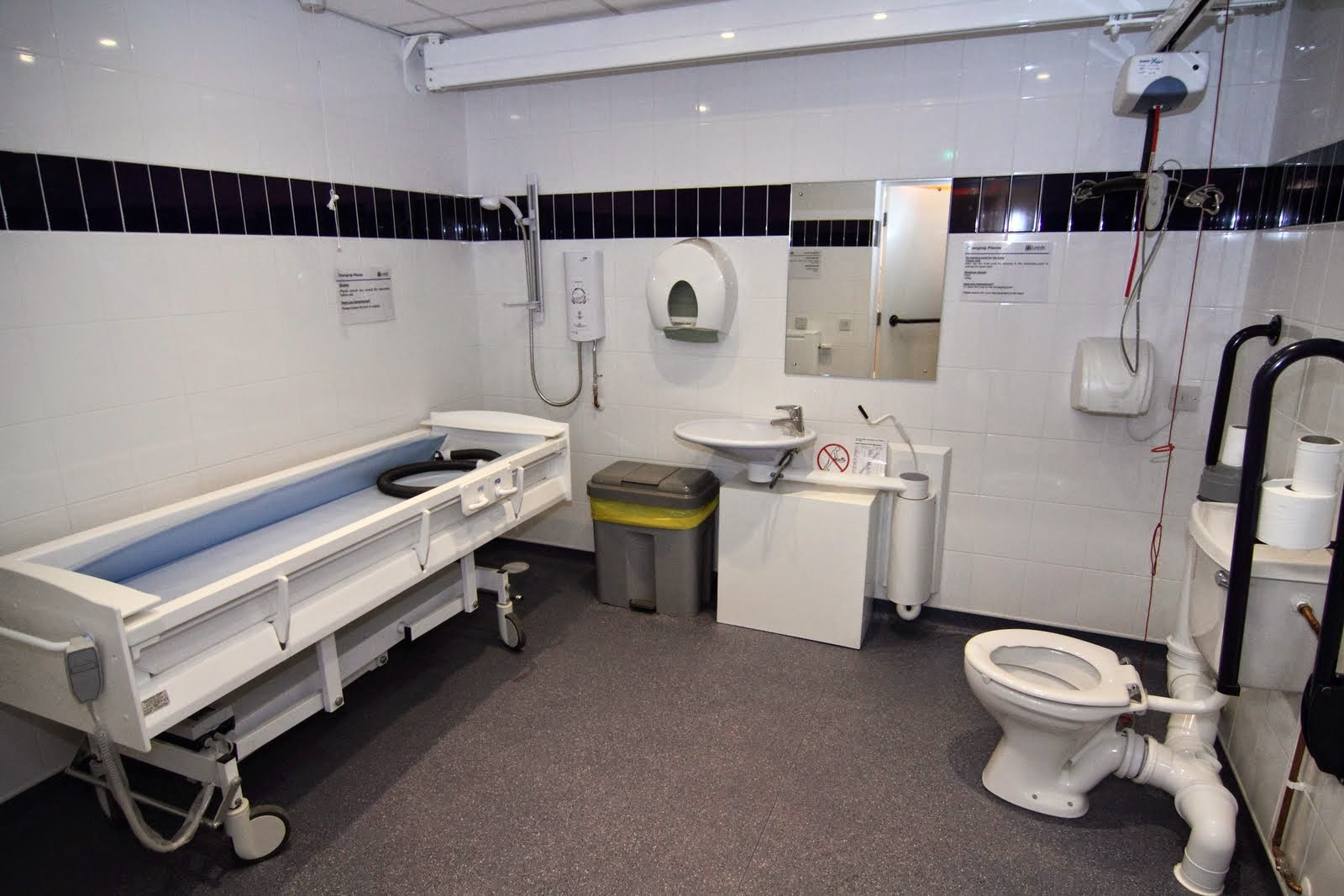W.A.S.H FAIR: Toilet Helps Take Library into the Future for ...
