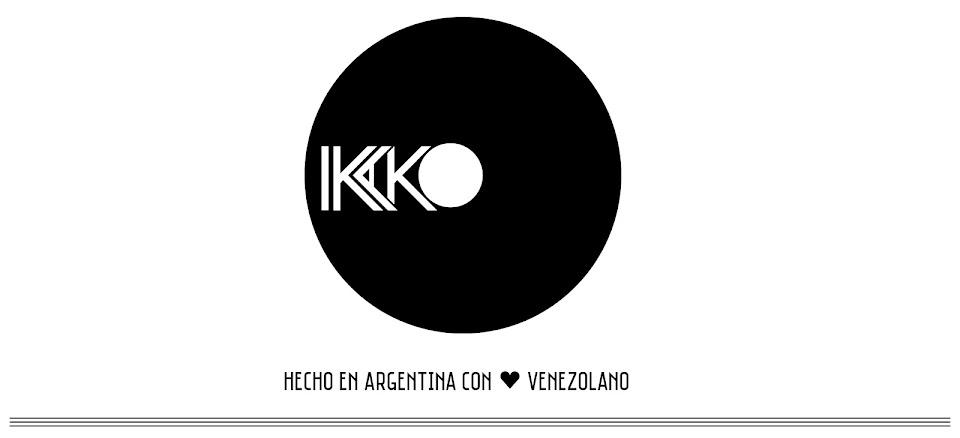 Hecho en Argentina con ♡ venezolano