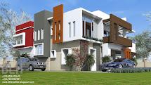 5-Bedroom Duplex Designs