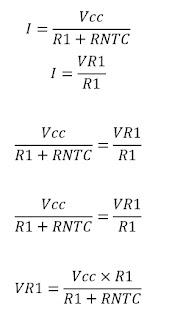 equação para o sinal de saída injetado ao microcontrolador