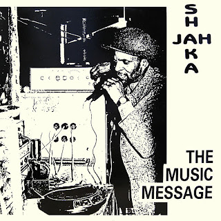 Jah Shaka - The Music Message
