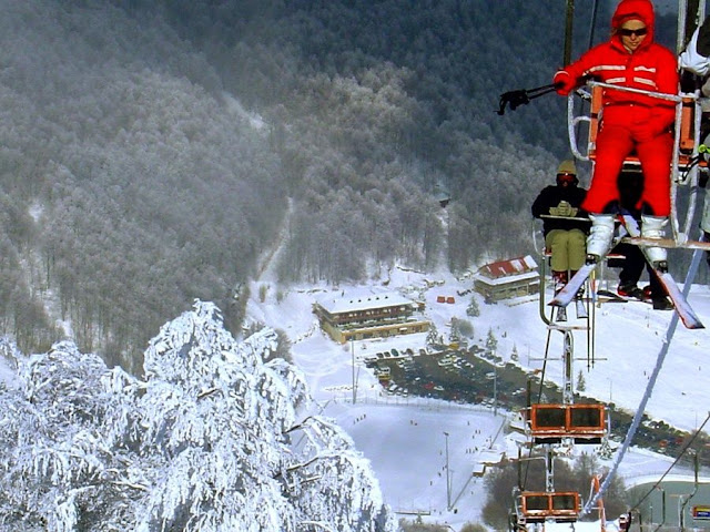 Χιονοδρομικό Κέντρο 3-5 Πηγάδια..