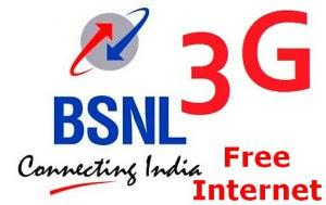 BSNL Free Internet Tricks, Free Recharge tricks January 2016
