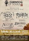 Carnival Of Souls IV - Žrec, Ravenarium, Postcard From Arkham, Nonamen etc.